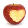Healthy love apple