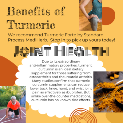 Benefits of Turmeric – Joint Health